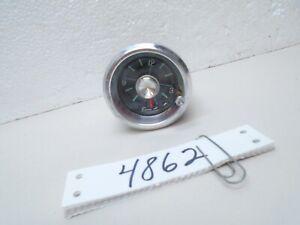 61 62 Chevy Impala Bel Air Biscayne Dash Clock Original GM 1961 1962