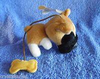 *1710b*  ''THE DOG''-  Boxer - Artlist Collection - plush - 7cm - tag