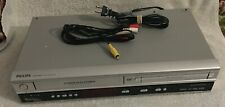 Philips DVD/VCR Combo Model No. DVP3050V/37