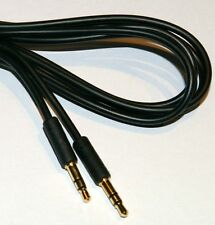 Lot Of 5--3Ft. 3.5mm Stereo Patch Cables For Bose & Other Receivers