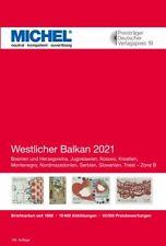 Michel Europa Katalog Band 6 Westlicher Balkan 2021 Inland portofrei!! Neu