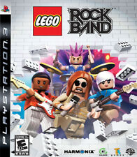 LEGO Rock Band PS3 New Playstation 3