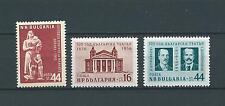 BULGARIE - 1955-56 YT 838 et 873 à 874 - TIMBRES NEUFS** LUXE