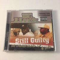 Big Herk - Still Guilty CD,/ DVD (2005, Got'Cha Back) RARE OOP Detroit