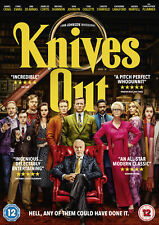 KNIVES OUT (DVD) (New)