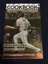 2019 Montgomery Biscuits Game Day Program