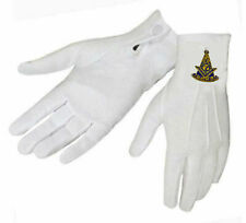 *PAST MASTER GLOVES - EMBROIDERED LOGO on NYLON - ONE SIZE FITS MOST..MD to XL