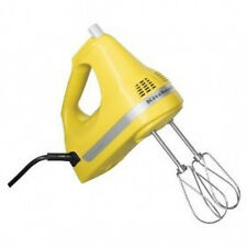 KitchenAid KHM920bf Khm9bf 9-Speed Digital Display Power Hand Mixer, YELLOW