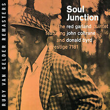 Soul Junction by Red Garland Quintet (CD, Aug-2007, Fantasy)