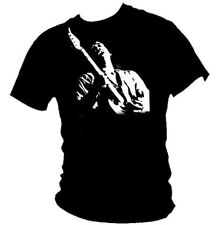 Jimi Hendrix guitar 100% cotton T-shirt