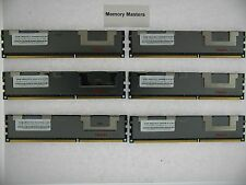 48GB  (6X8GB) MEMORY FOR HP PROLIANT DL380 G7 DL980 G7 ML330 G6