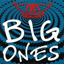 AEROSMITH Big Ones CD BRAND NEW 80s/90's Compilation