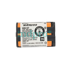 Suitable for Panasonic cordless phone rechargeable battery HHR-P107 3.6V 650 mAh