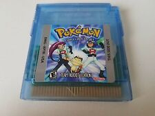 Pokemon Team Rocket Edition Nintendo Game Boy (GBC GBA) - (English Fan Hack)