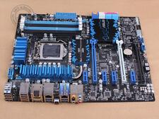 Original ASUS P8Z77-V DELUXE, LGA 1155 Sockel H2, Intel Z77 Motherboard DDR3