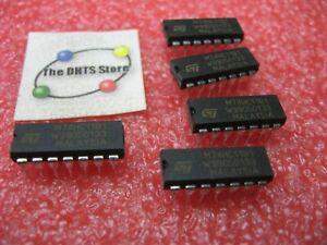 74HC11B1 ST Micro Triple 3 Input Positive AND Gate TTL 74HC11 7411 - NOS Qty 5