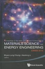 Materials Science and Energy Engineering (CMSEE 2014) : Proceedings of the...