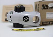 NOS ROOX COMMANDER VINTAGE DOWNHILL STEM MTB DH THREADLESS 90s NIB 55mm 1+1/8