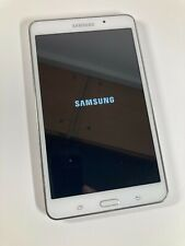 Samsung Galaxy Tab 4 7.0 SM-T230nu WiFI 8GB White Tablet Great Condition