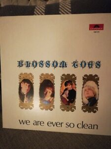 Blossom Toes – We Are Ever So Clean (Germany) Vinyl, LP, Album, rp, Stereo