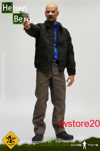 UK Mars Toys 1:6 MAT001 Heisenberg Breaking Bad Head Clothes W/ MX02-A Body NEW