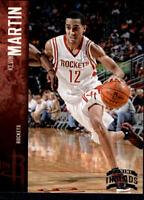 2012-13 Panini Threads Century Proof Silver #47 Kevin Martin /99 - NM-MT