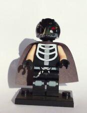 100% LEGO BATMAN WRESTLER LUCHA LIBRE SANTO BIRDMAN LUCHADOR with CUSTOM CAPE