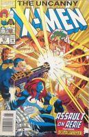 🎁 The Uncanny X-men 1993 Marvel Comic #301 Very Fine VF