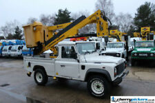 Land Rover Commercial Vehicles 4x4 Axel Configuration