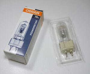 Osram Powerstar HQI-T 70W/WDL Warm White DE LUXE G12 - neu