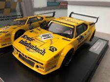 """Carrera Digital 124 23855 BMW M1 Procar """"Team Winkelhock, No. 81 """" 1979 NEU"""