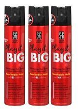 *DEFECTIVE CANS *Salon Grafix Play It Big! Volumizing Hair Spray Touchable Hold