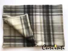 Soft And Beautiful Alpaca Wool Scotish Blanket - For Kids
