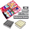 Underwear Storage Box Bra Pouch Socks Storage Bag Closet Organizer Space Saving