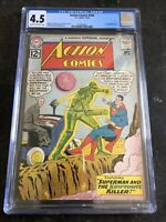 Action Comics 294 CGC 4.5 Silver Age DC Comic L@@K