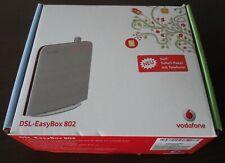 Vodafone DSL-EasyBox 802, Wifi, 4xLAN, inkl. CD-ROM, Zubehör mit OVP