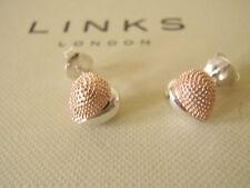 Links of London Butterfly Stud Fine Earrings without Stones