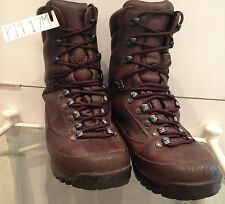 Karrimor SF Brown Cold Wet Weather GoreTex Lined Combat Boots 7M KM17M