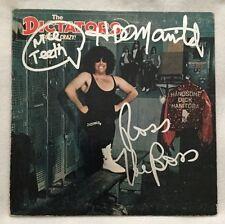 "Autographed The Dictators ""Go Girl Crazy!"" Vinyl"