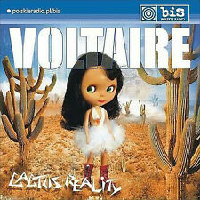 Voltaire - Cactus Reality (2006) MINT POLISH INDIE CD