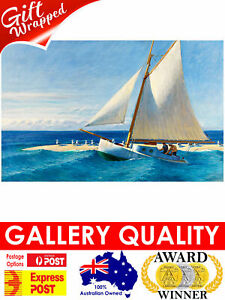 Edward Hopper,Martha McKeen Wellfleet, 51x32cm (plus 1cm border) Cotton Fine Art