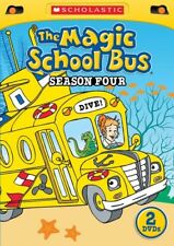 The Magic School Bus: Season Four [New DVD] Full Frame