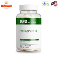 Ashwagandha forte plus 180 tablets.Enhances energy relieves stress/anxiety.