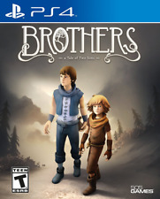 Brothers - PlayStation 4 Brand Ps4 Games Sony Factory Sealed Kids Adult Video