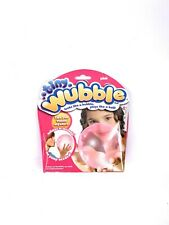 New Kids Toy Pink Tiny Wubble Bubble Inflatable Ball No Pump Needed