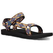 Teva Original Universal Mens Walking Hiking Sandals Water Shoes Brown Size 8-13