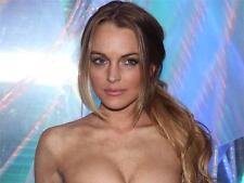 Lindsay Lohan Hot Glossy Photo No38