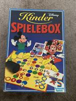 Disney Kinder Spielebox Brettspiel - Schmidt Spiele Vintage Classic