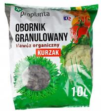 OBORNIK KURZY GRANULOWANY 10L GRANULIERTER HÜHNERMIST NATURAL 10L