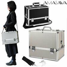 Kosmetikkoffer Beautycase XL Alu Multikoffer Werkzeug Schminkkoffer Make-up DHL